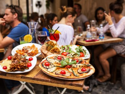 Top-10 dishes that are definitely worth trying in Rome
