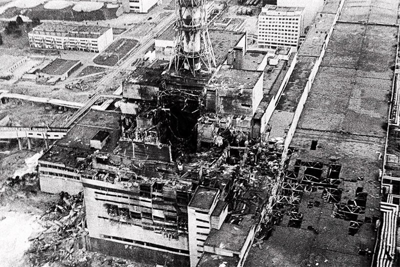 A history of the chernobyl nuclear power plant disaster in ukraine