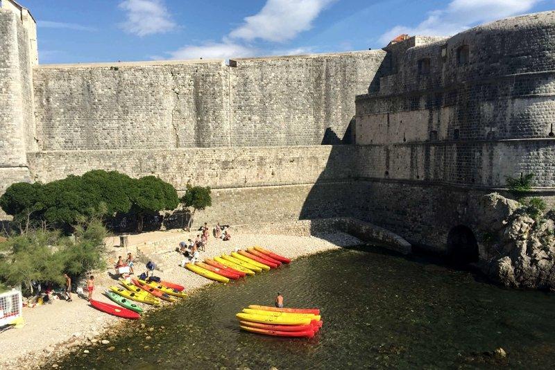 Sea kayaking tour dubrovnik pirats dubrovnik solutioingenieria Images