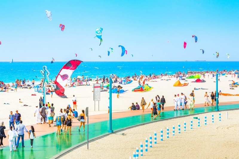 Image result for kite beach dubai