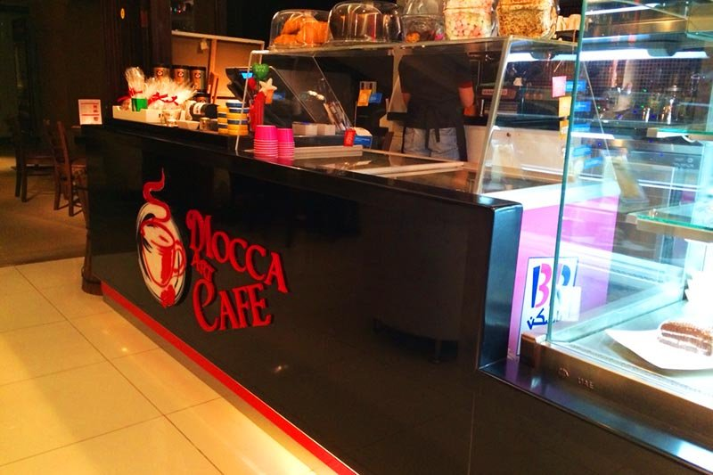 Mocca Art Cafe, Dubai