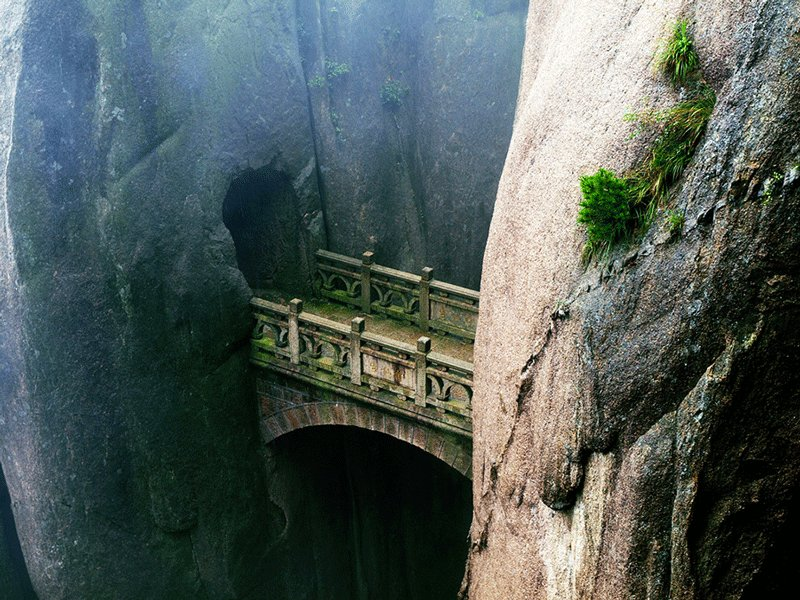 Bridge for the immortals, Hangzhou