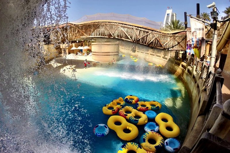 Lazy River, Dubai