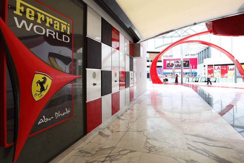 Ferrari World, Abu-Dhabi