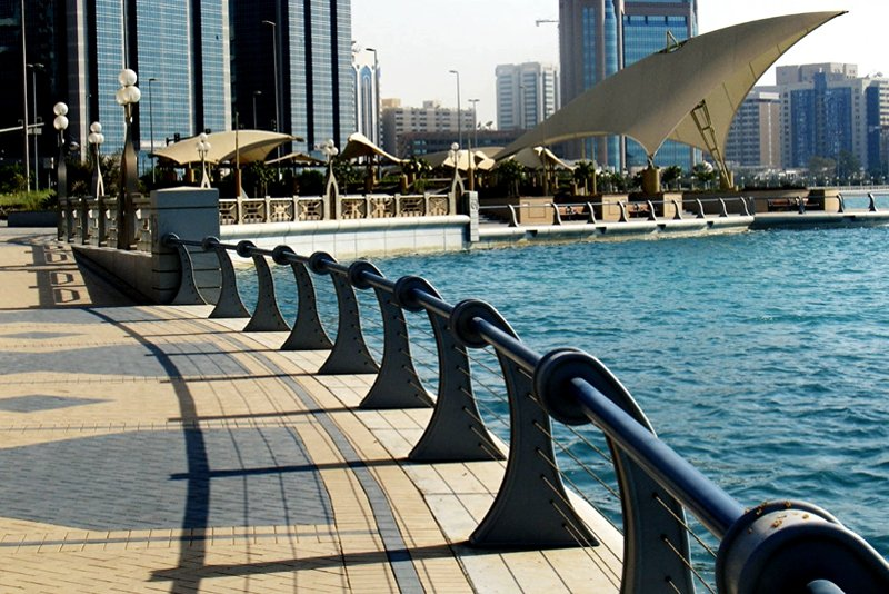 The Corniche, Abu Dhabi