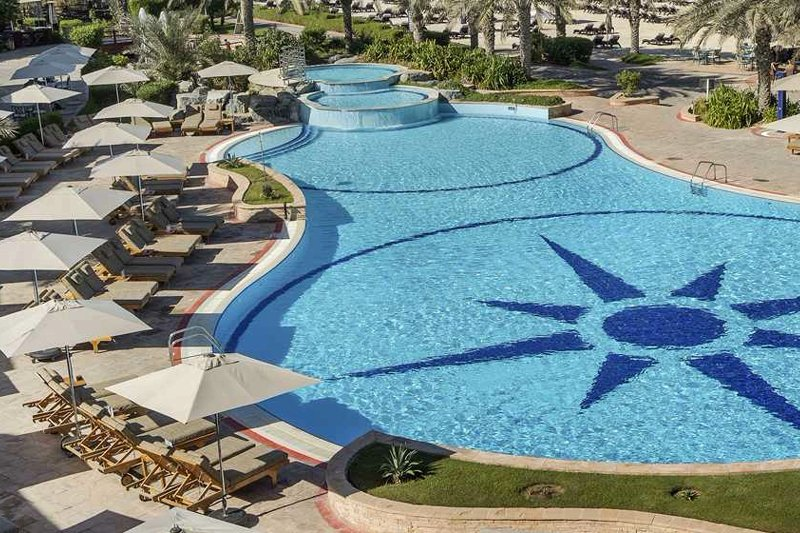 Hiltonia Beach Club, Abu Dhabi