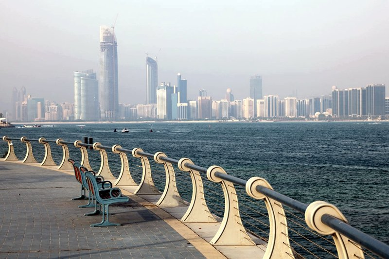 The Persian Gulf, Abu Dhabi