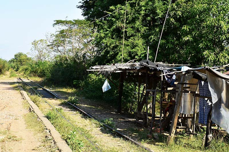Bamboo Train Station, Battambang