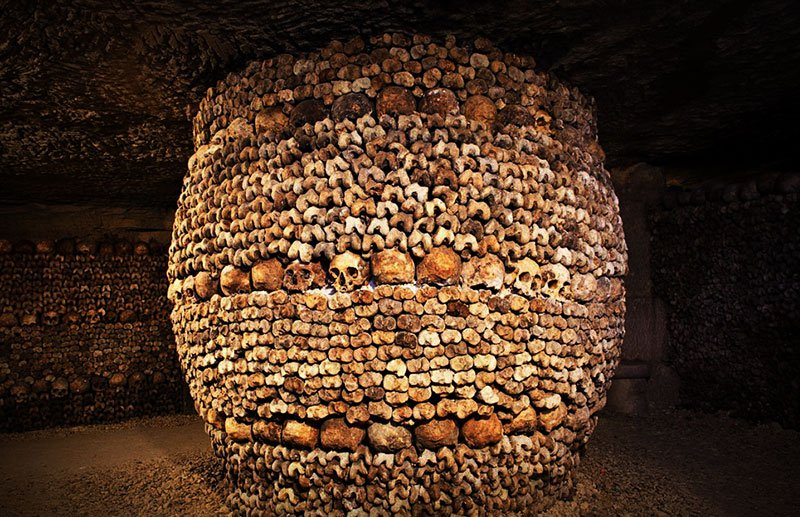 Catacombs of Paris, Paris