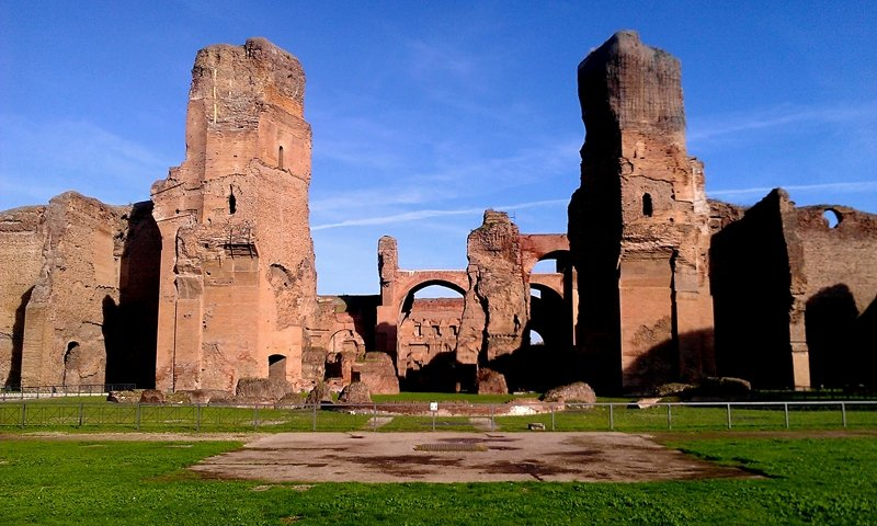 Caracalla thermal baths