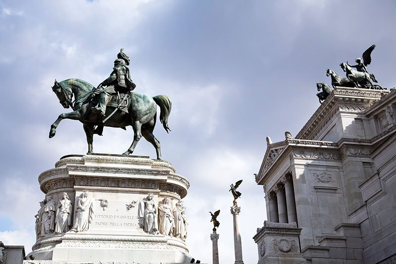Monument to Victor Emmanuel II, Rome