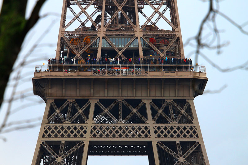 Eiffel Tower (2ns stage)