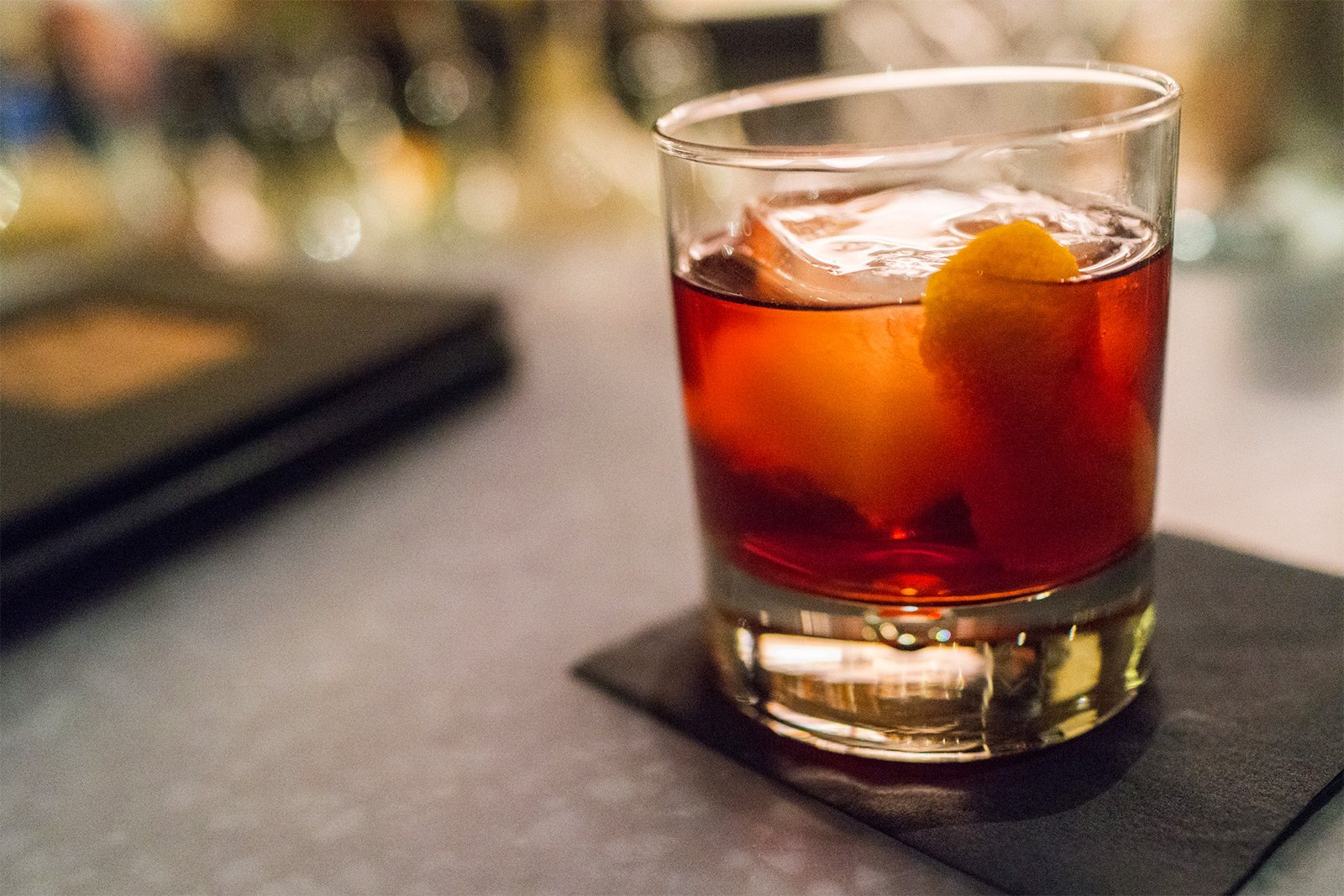 How to try Negroni Sbagliato cocktail in Milan
