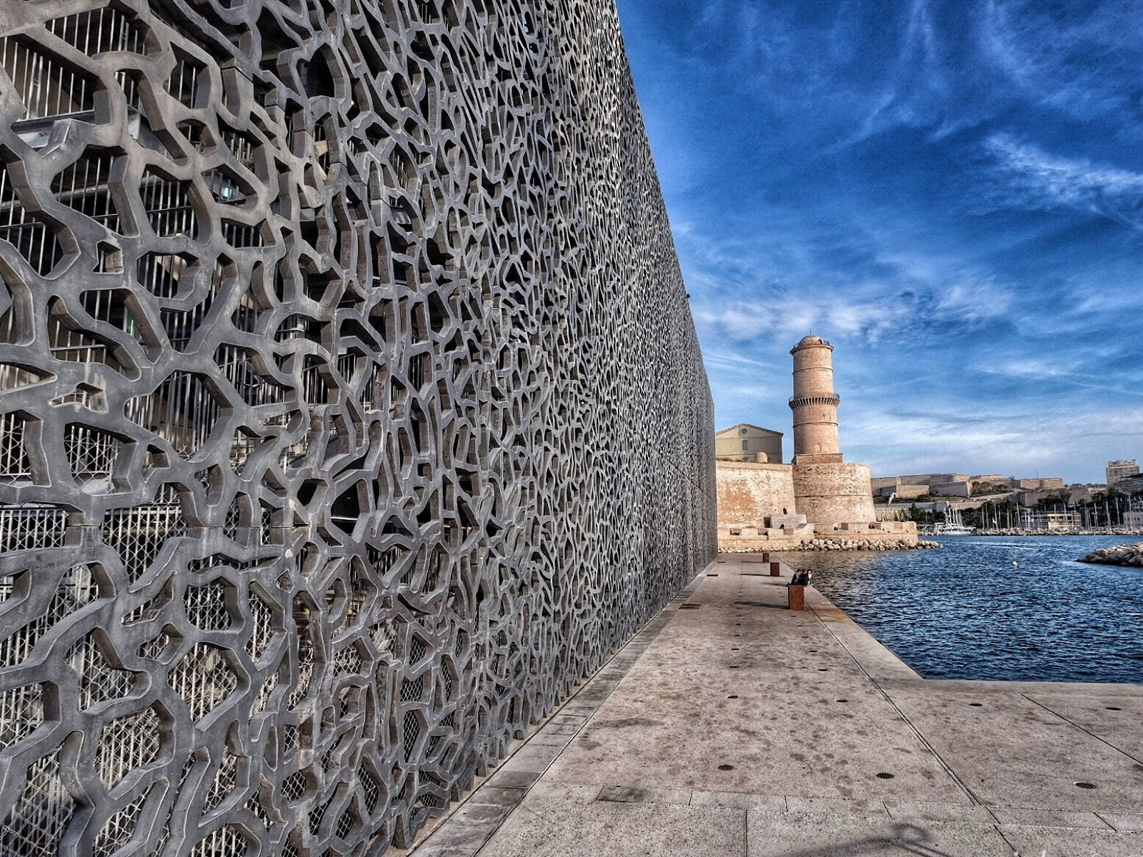 How to visit the Museum of Civilizations of Europe and the Mediterranean in Marseille