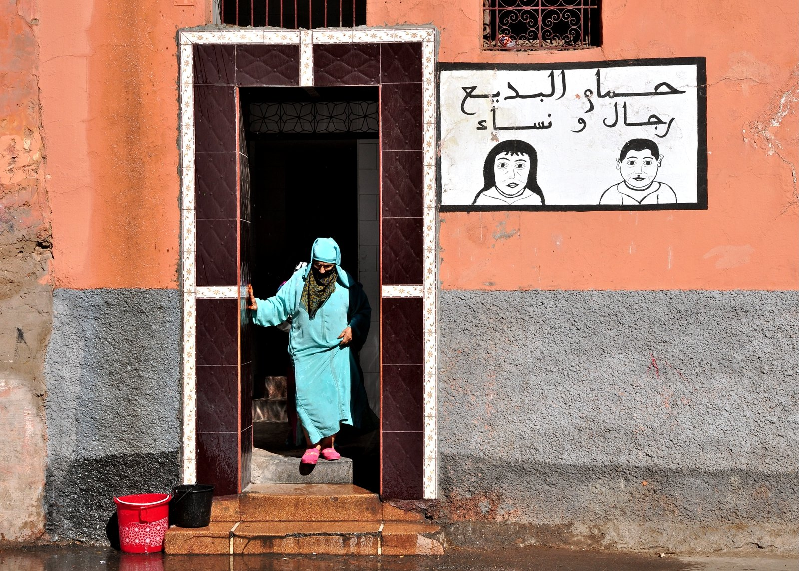 How to visit the Moroccan hammam in Marrakesh