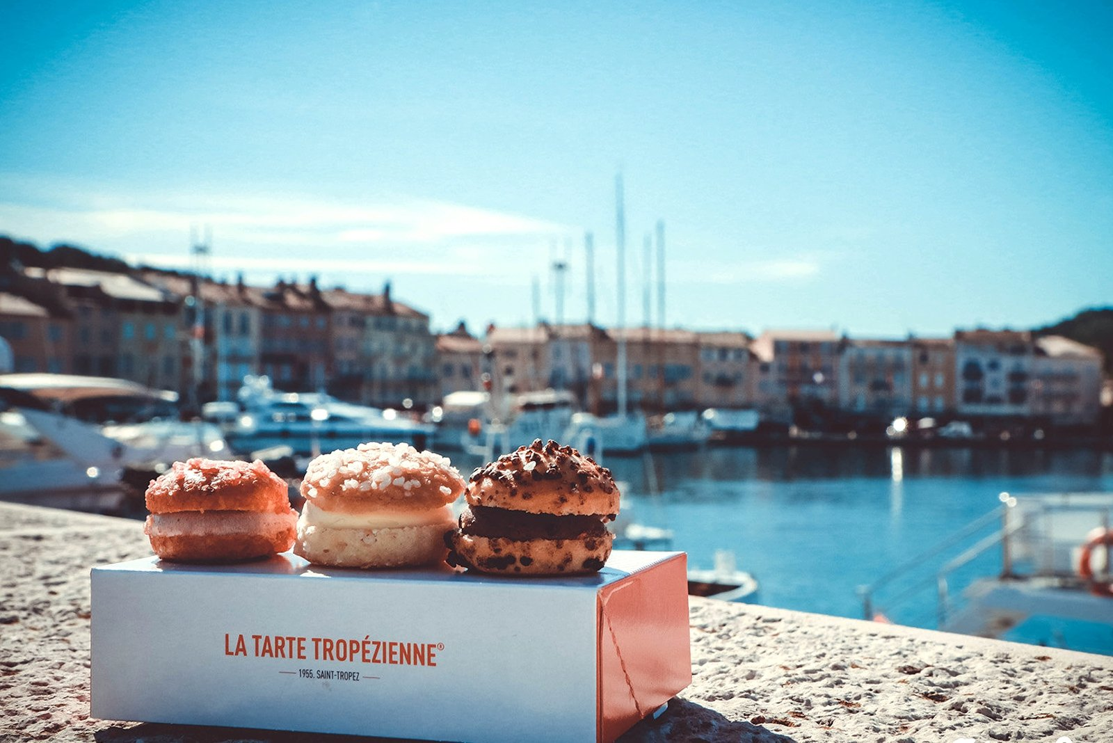 How to try tropezienne tart in Saint-Tropez