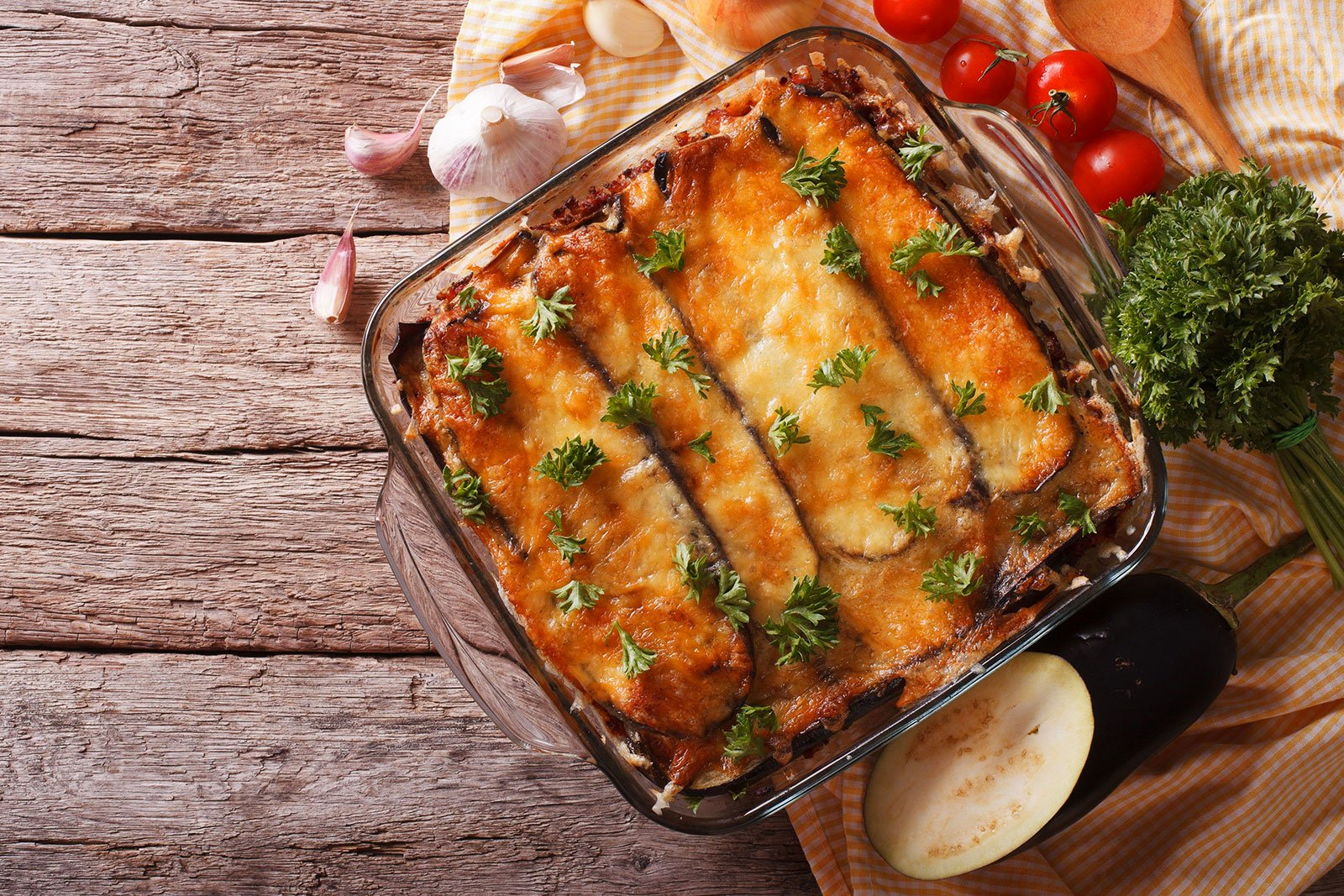 How to try Greek moussaka in Athens