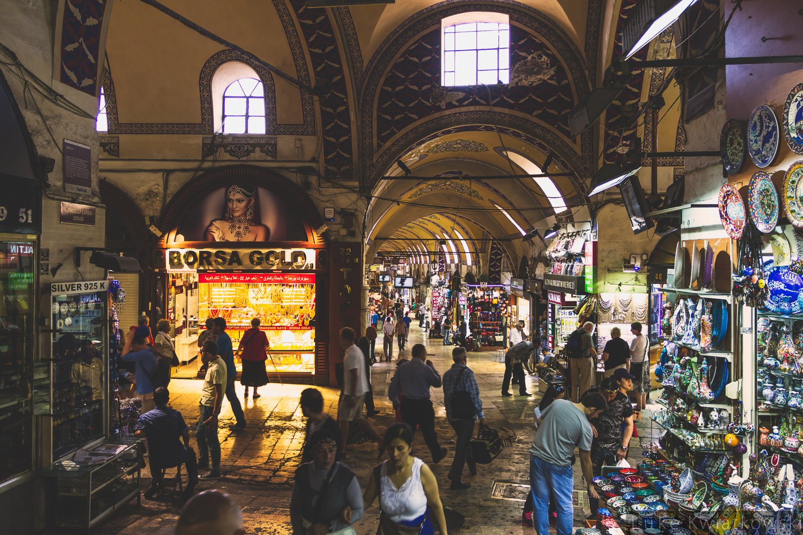 How to bargain in the Grand-Bazaar in Istanbul