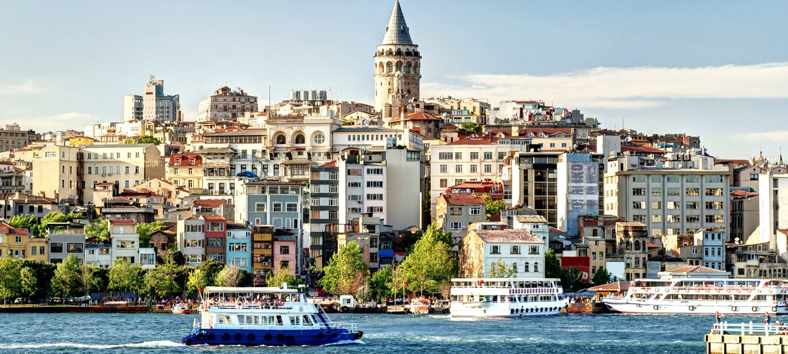 How to cruise down the Bosphorus in Istanbul