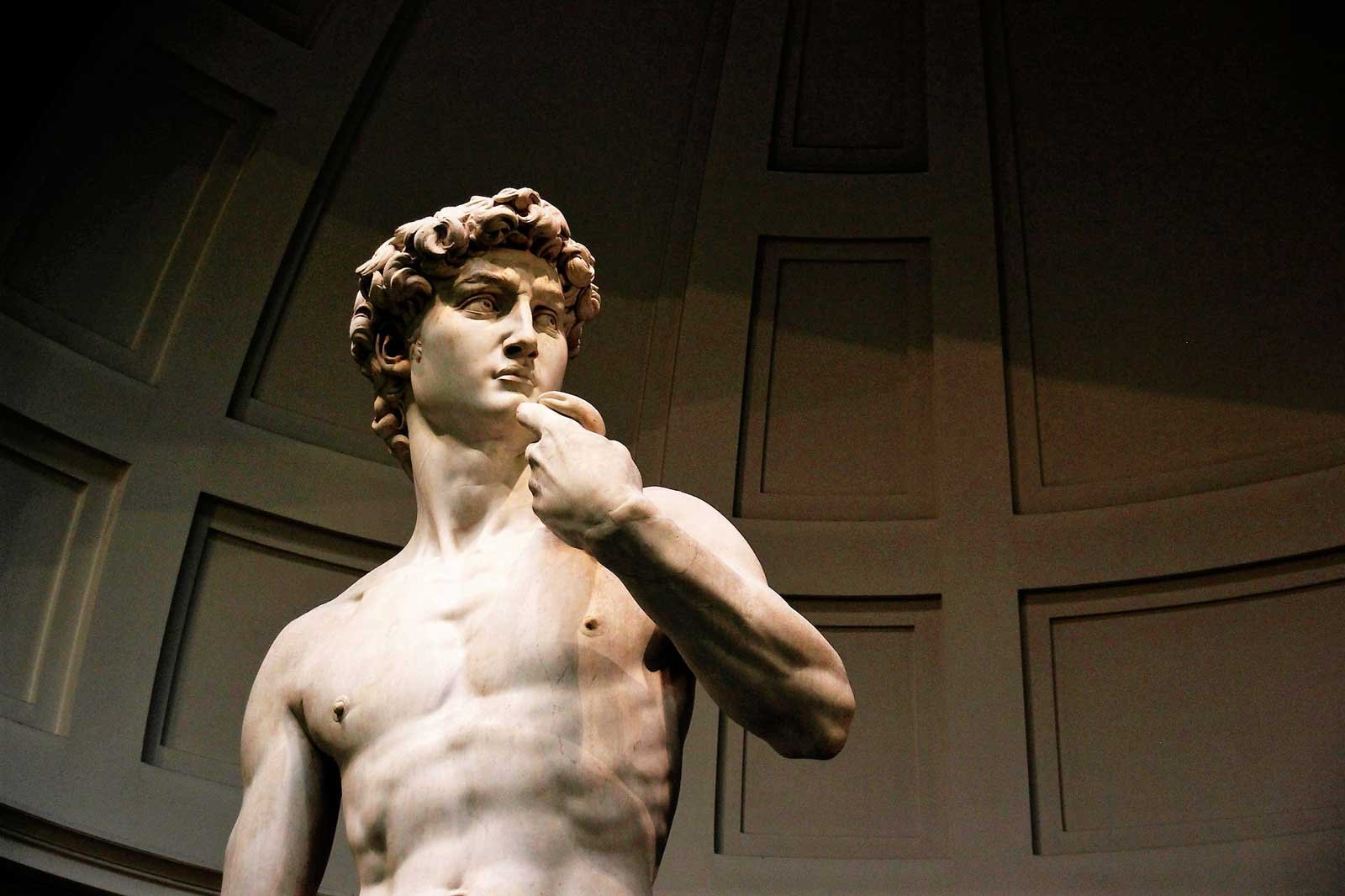 How to watch the Statue of David in Florence