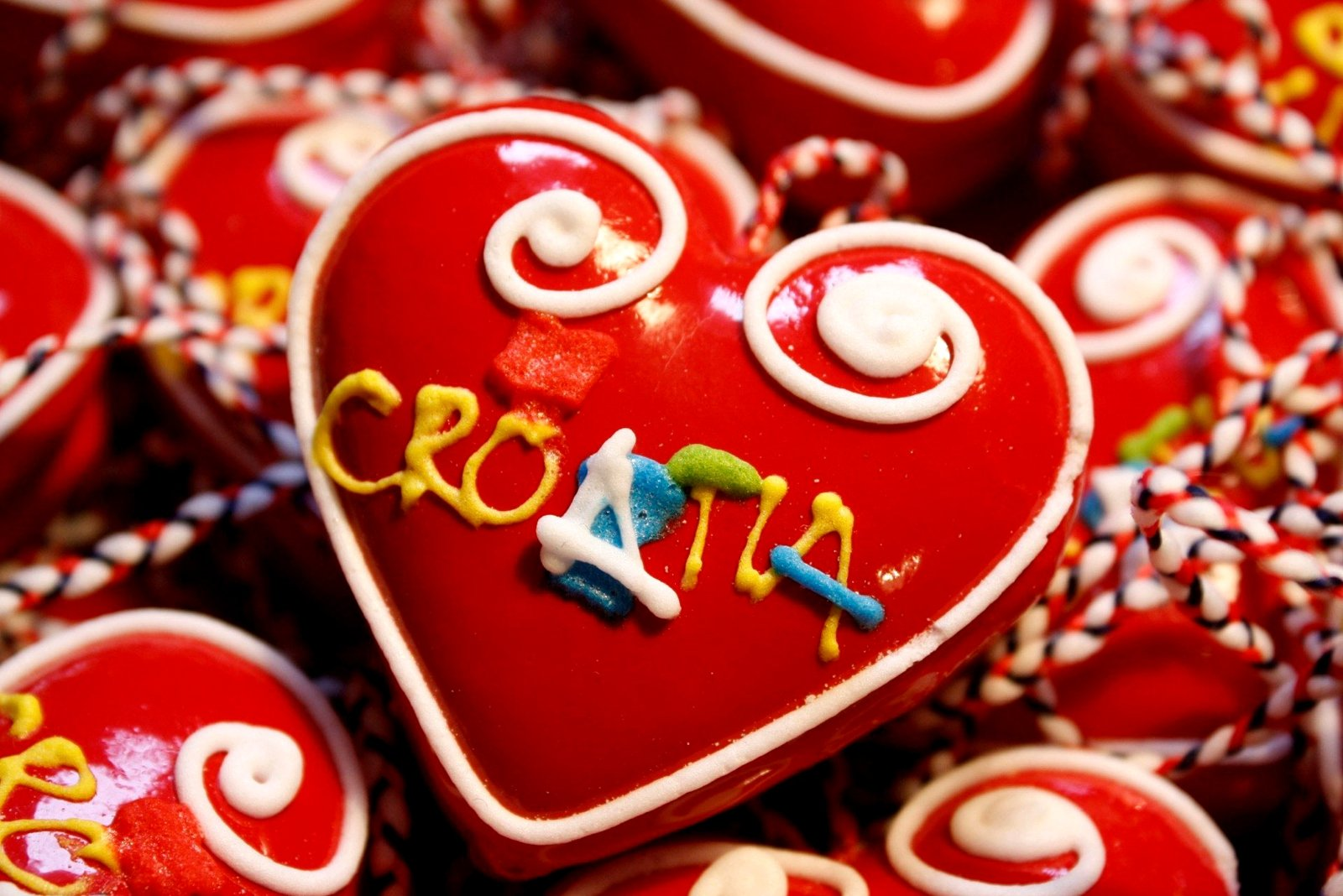 How to taste the Licitar heart in Zagreb
