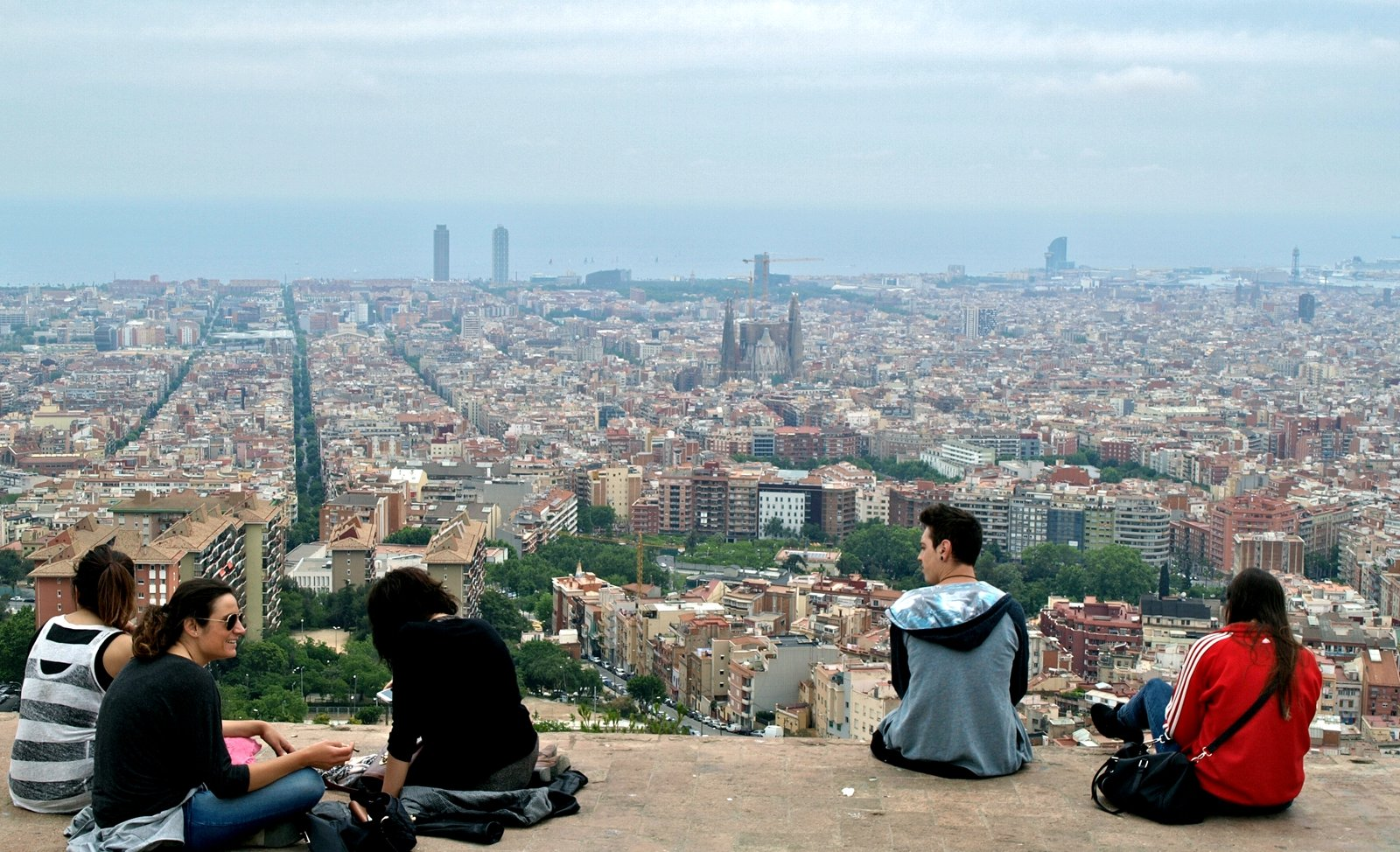 How to see Barcelona from Mount Tibidabo in Barcelona