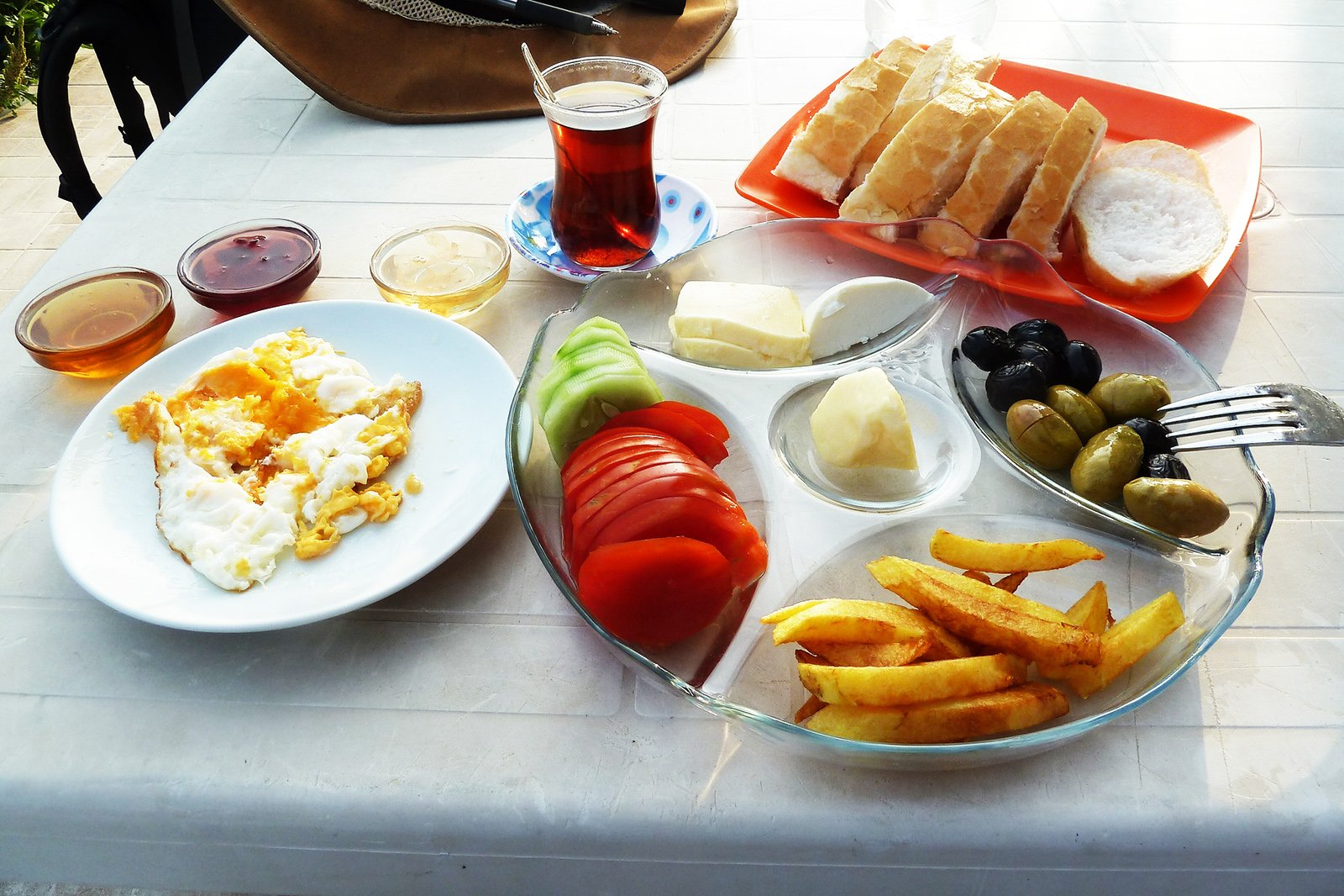 How to try Turkish breakfast in Marmaris