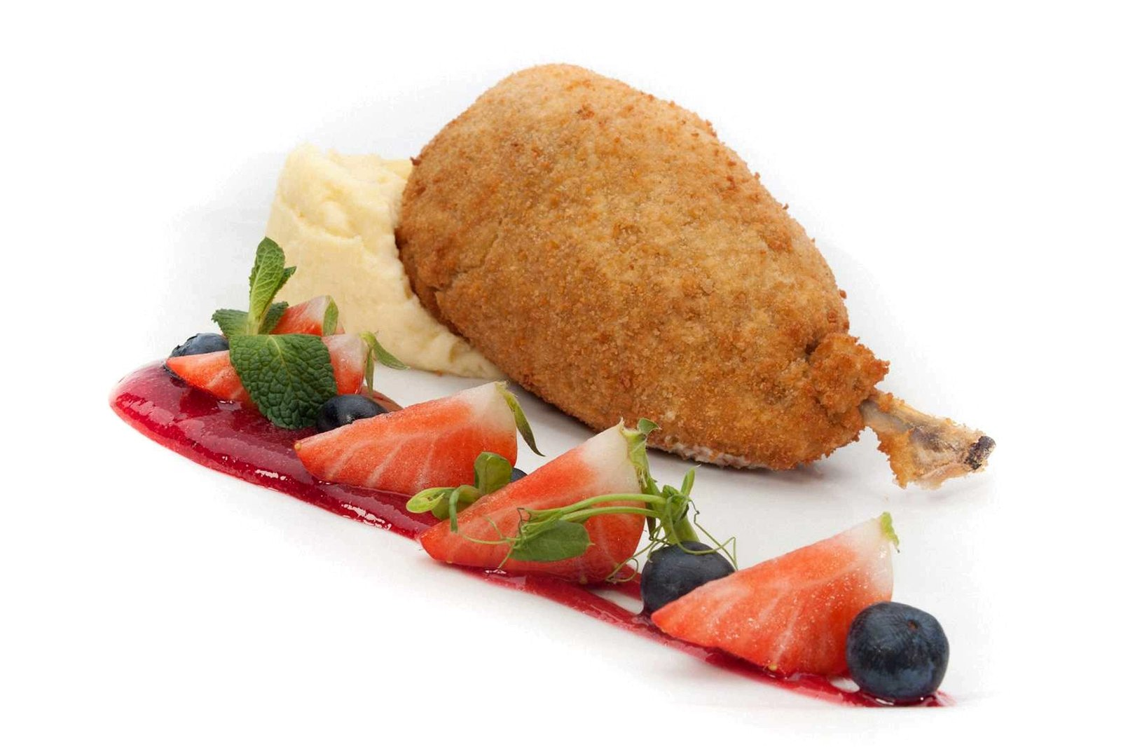 How to try Chicken Kiev in Kiev