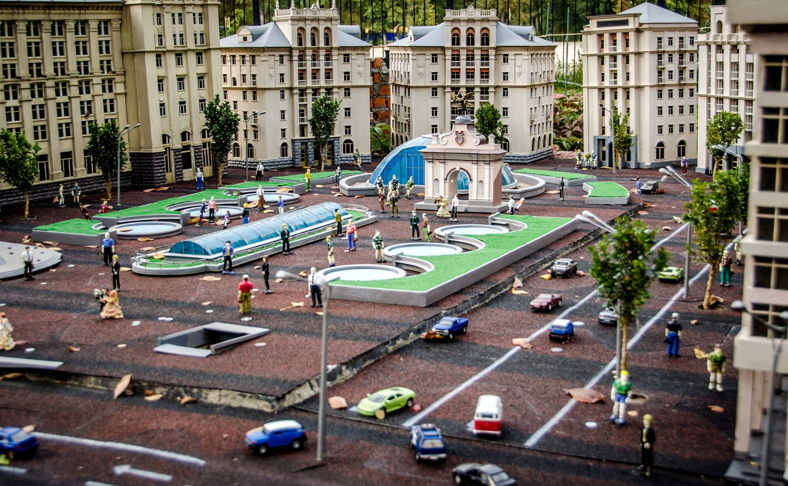 How to see Ukraine in miniature in Kiev