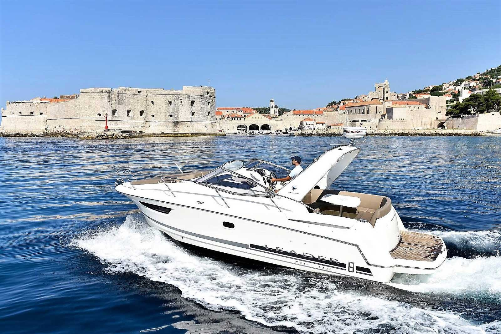 How to try yachting in Dubrovnik