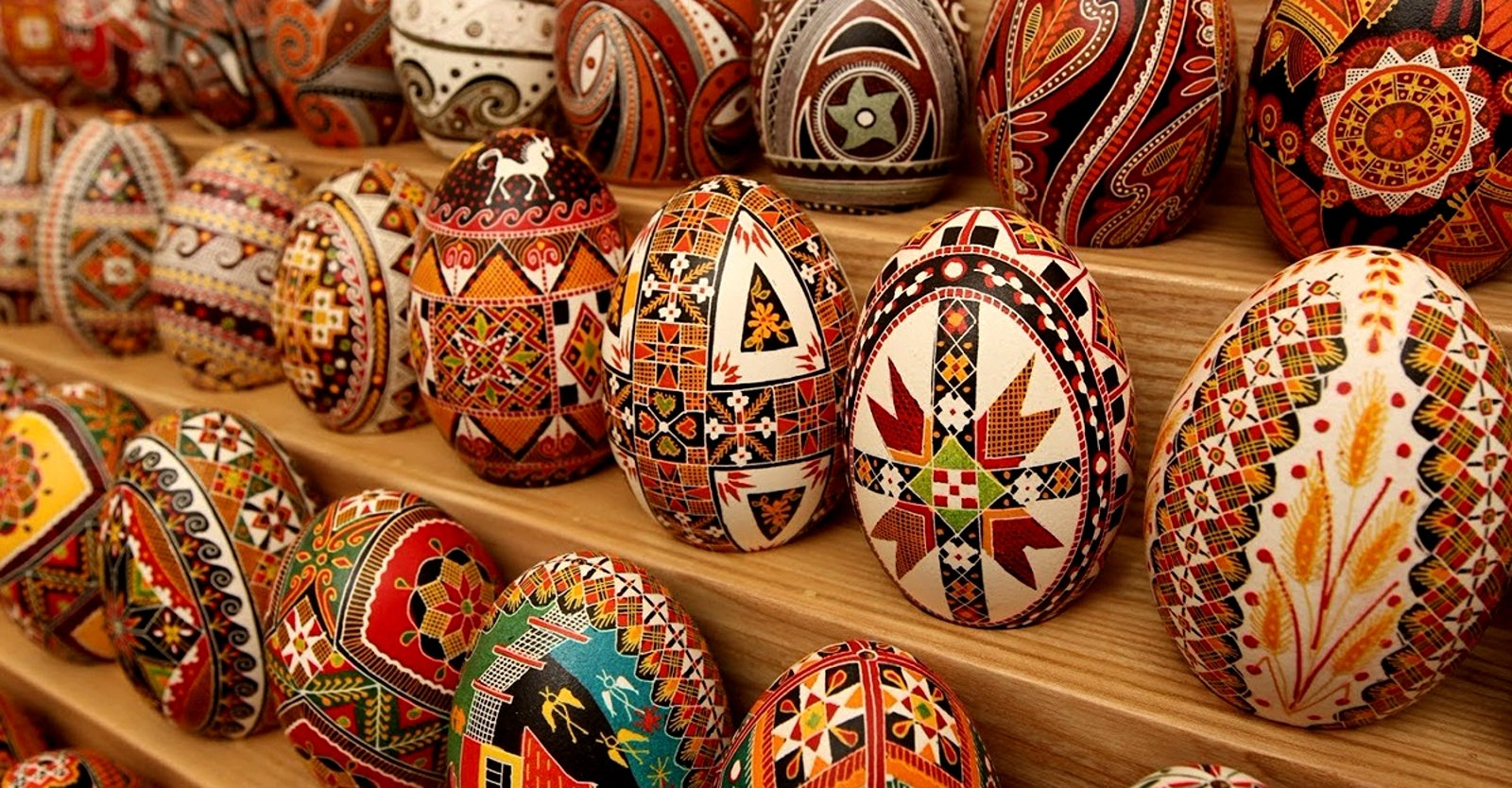 How to buy a pysanka in Lviv