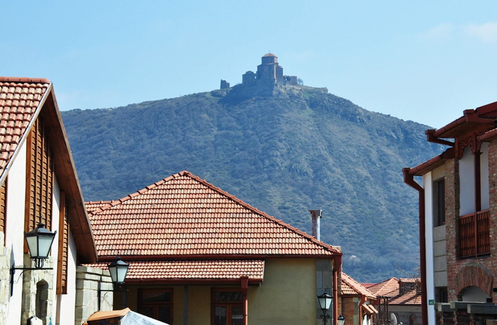 How to visit the ruins of Mtskheta in Tbilisi