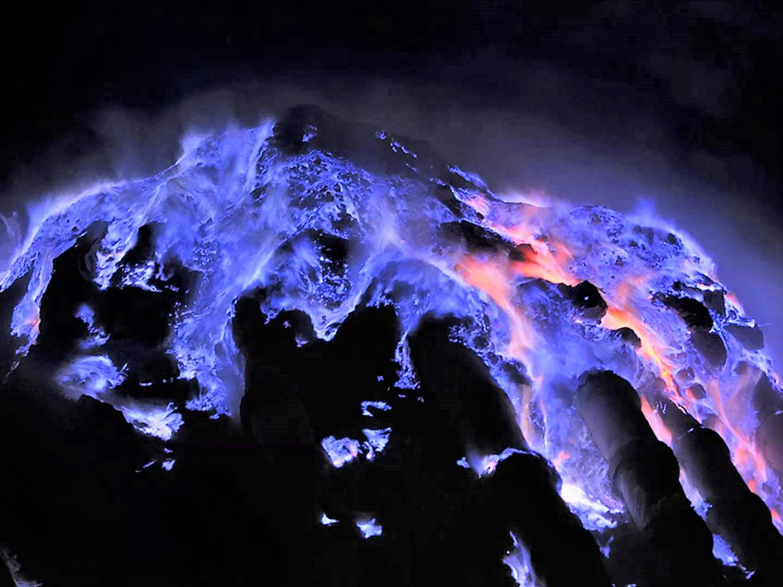Image result for The Ijen Volcano