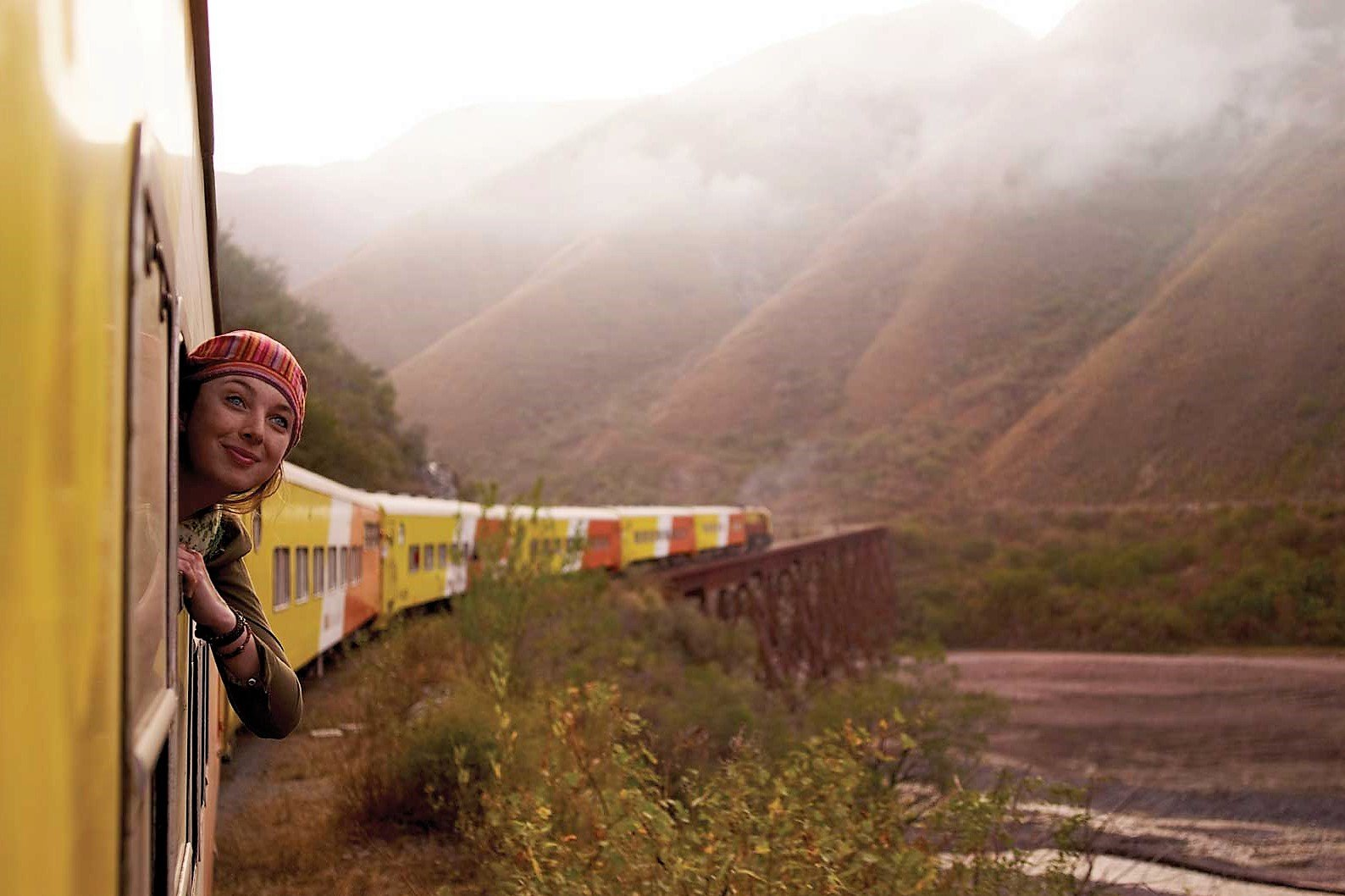How to take a train to clouds (Tren a las nubes) in Salta