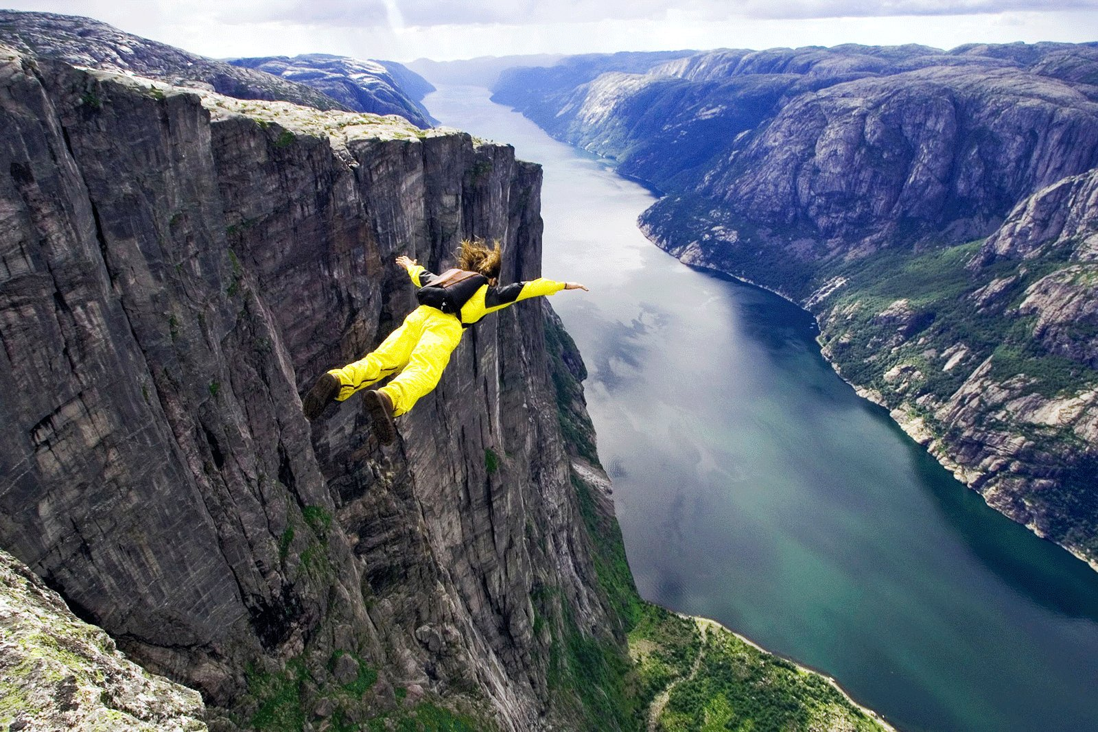 Image result for Base Jumping