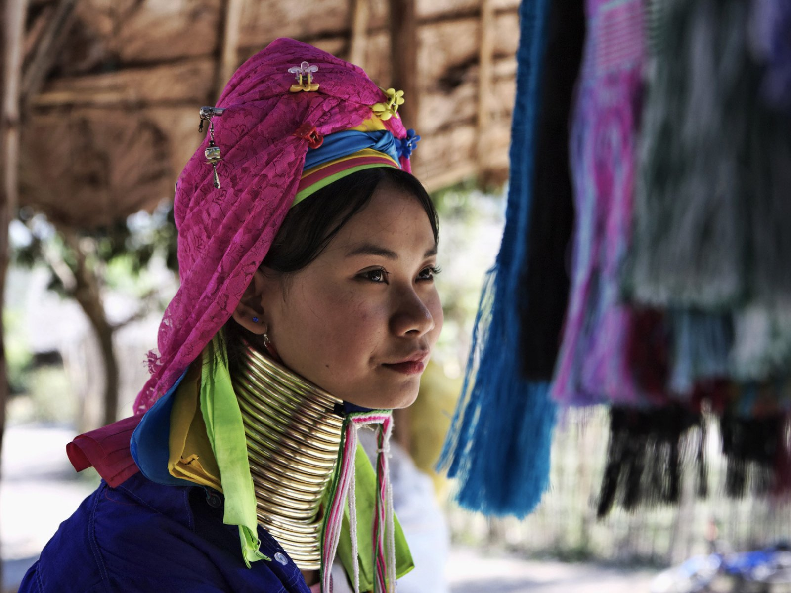 How to visit the village of Long neck Karen people in Pattaya