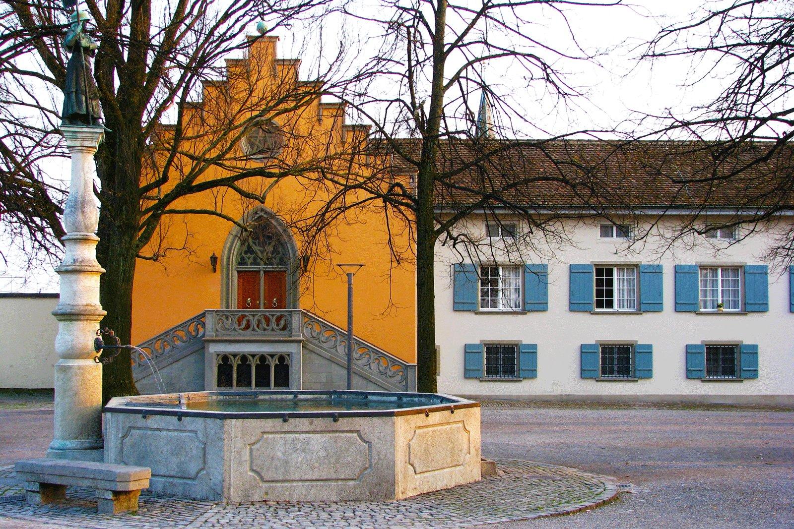 How to visit Freemason lodge in Zurich