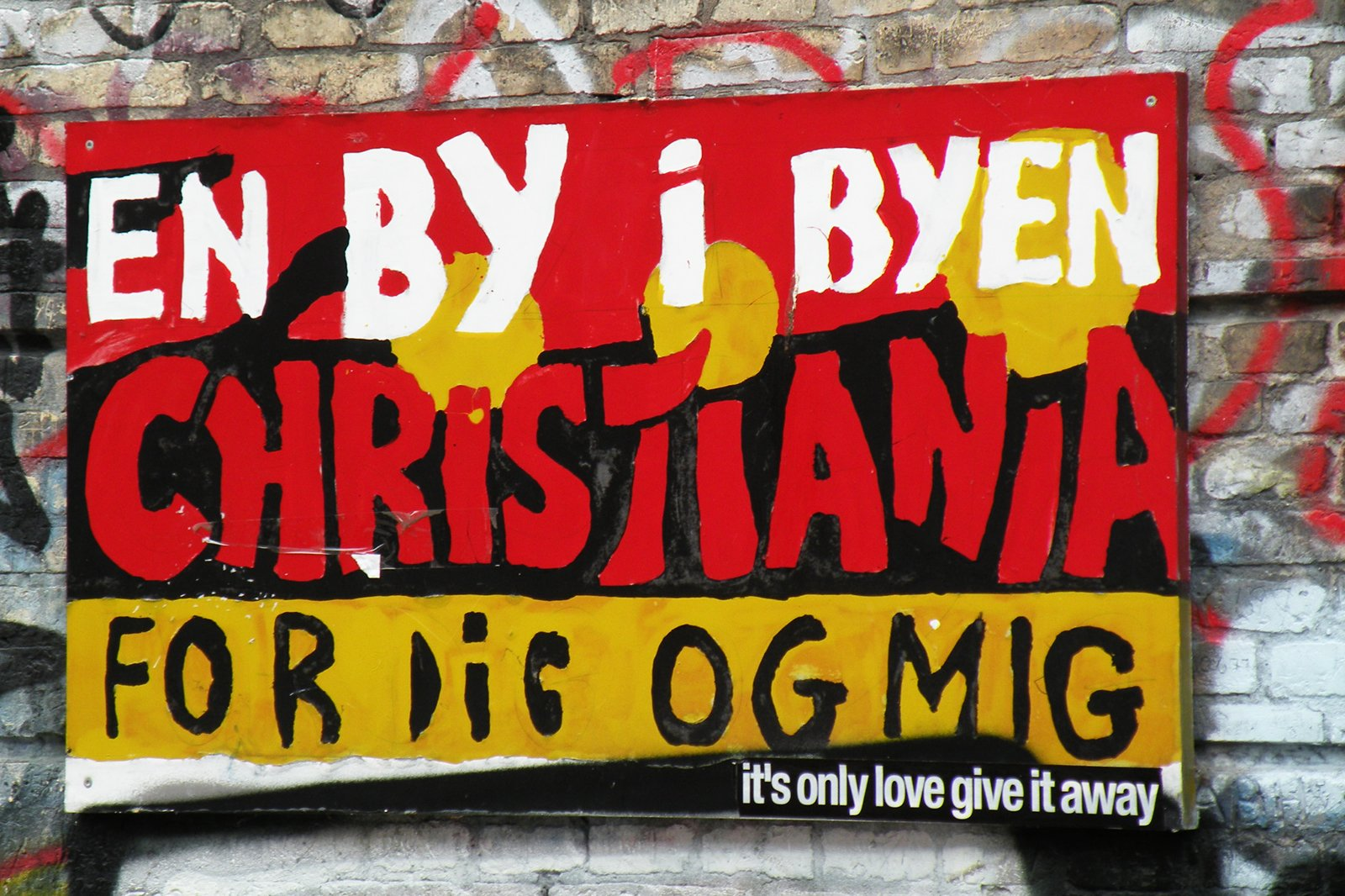 How to visit Christiania hippie commune in Copenhagen