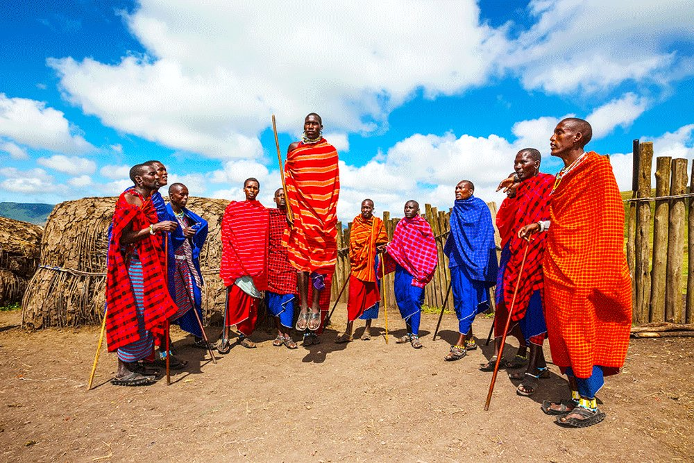 How to see Maasai tribe dancing in Arusha