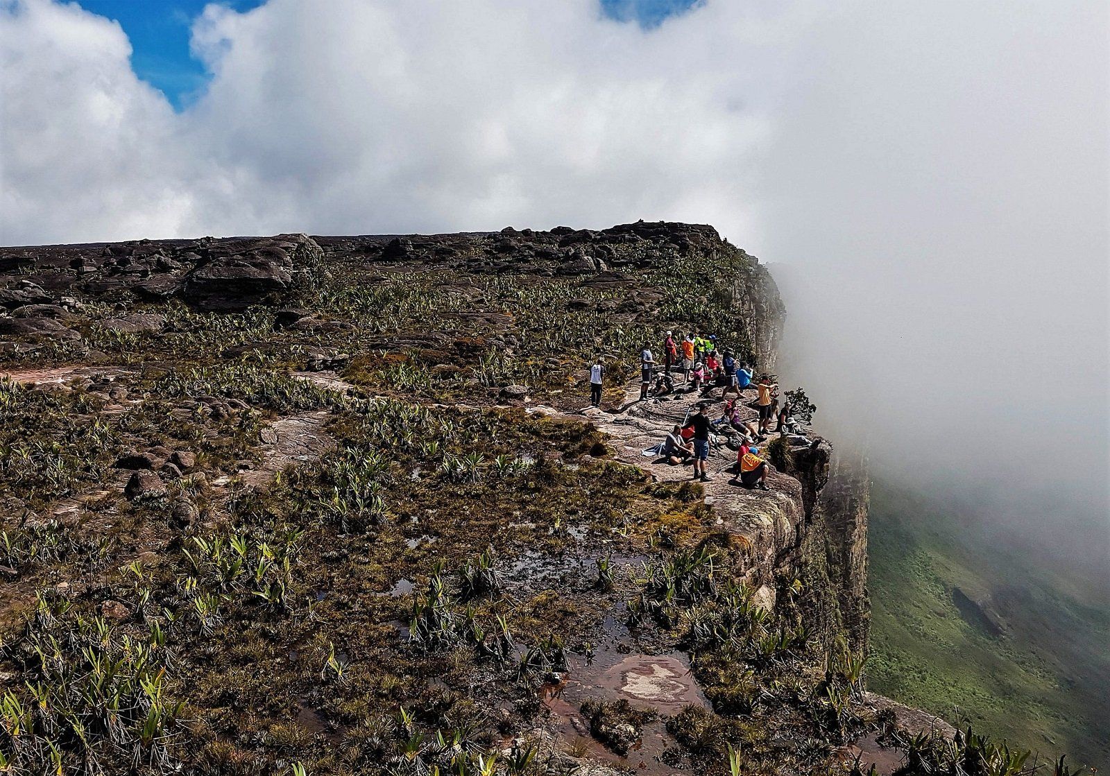 How to conquer the world's highest tepui in Caracas