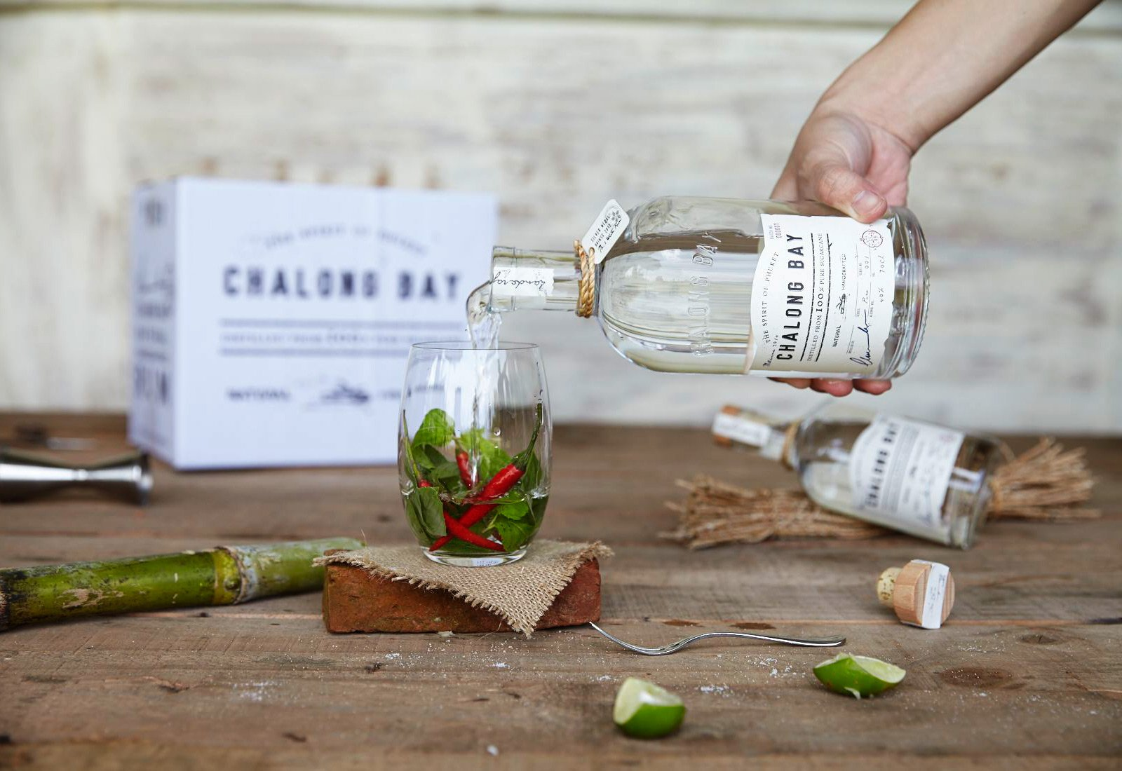 How to try local Chalong Bay rum in Phuket