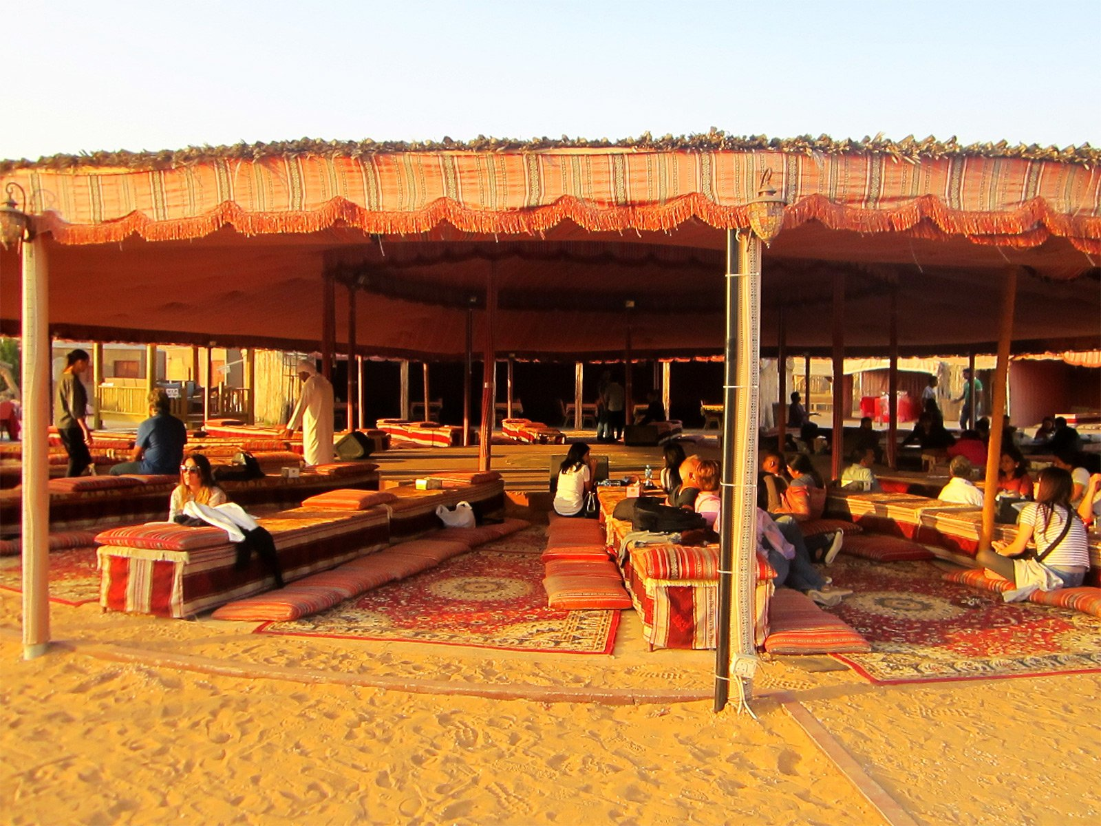 How to visit Bedouin Village in Dubai