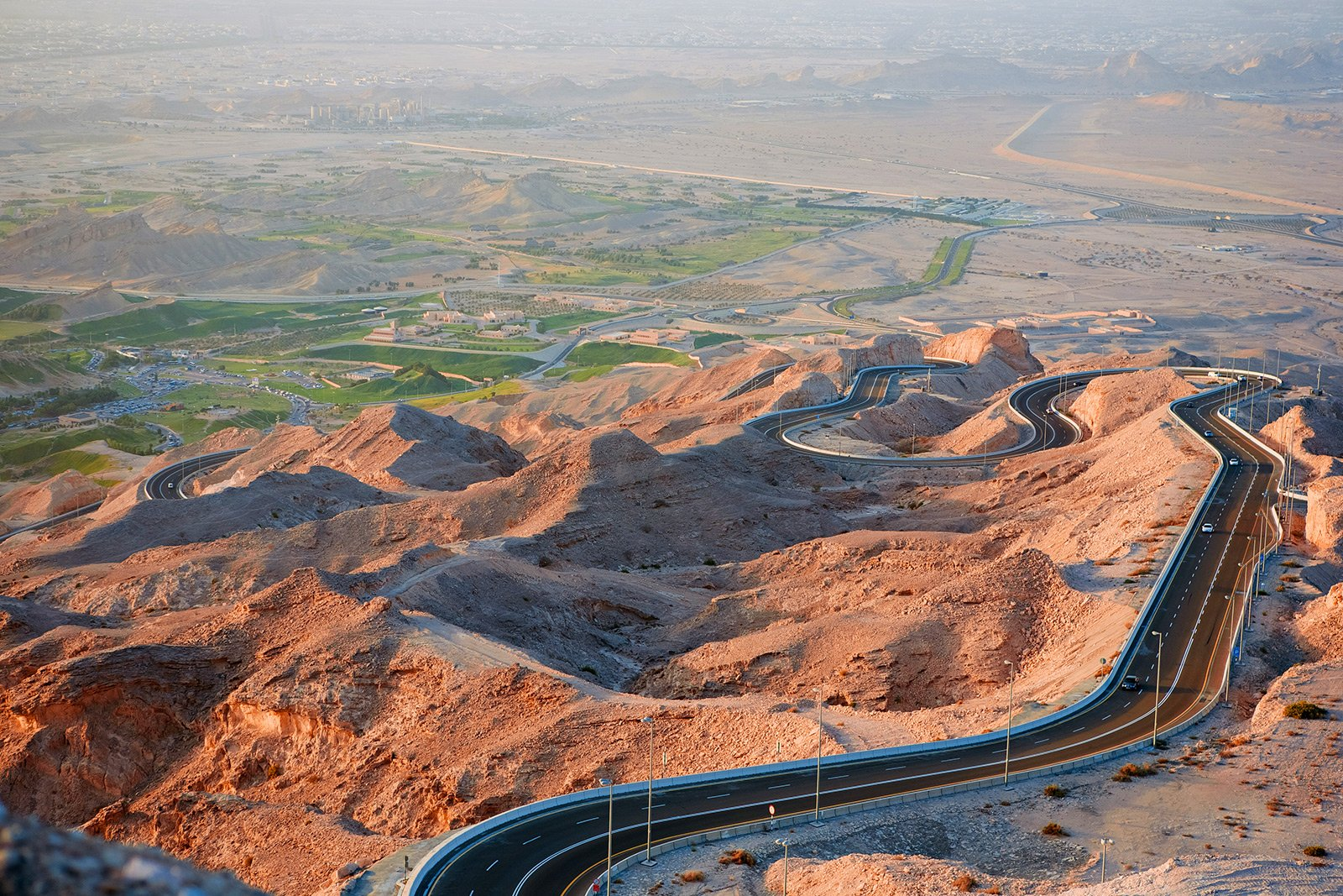 How To Climb Jebel Hafeet Mountain In Al Ain