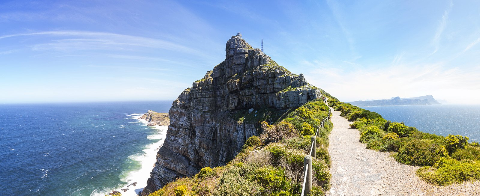 How to visit the lighthouse at the Cape of Good Hope in Cape Town