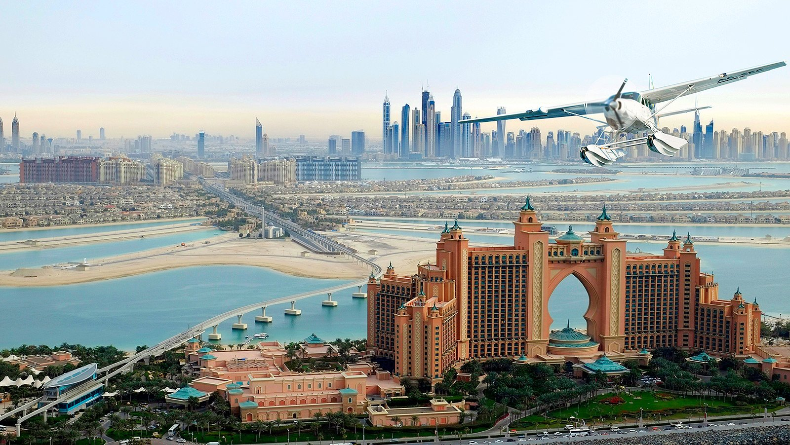How to fly on a Seaplane in Dubai