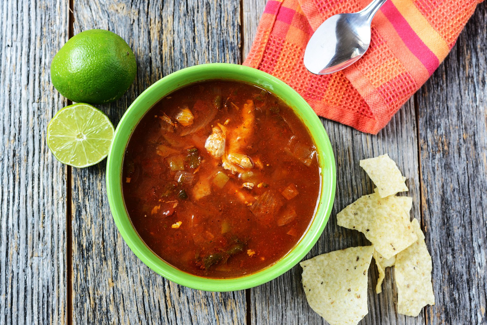 How to taste tortilla soup in Mexico City