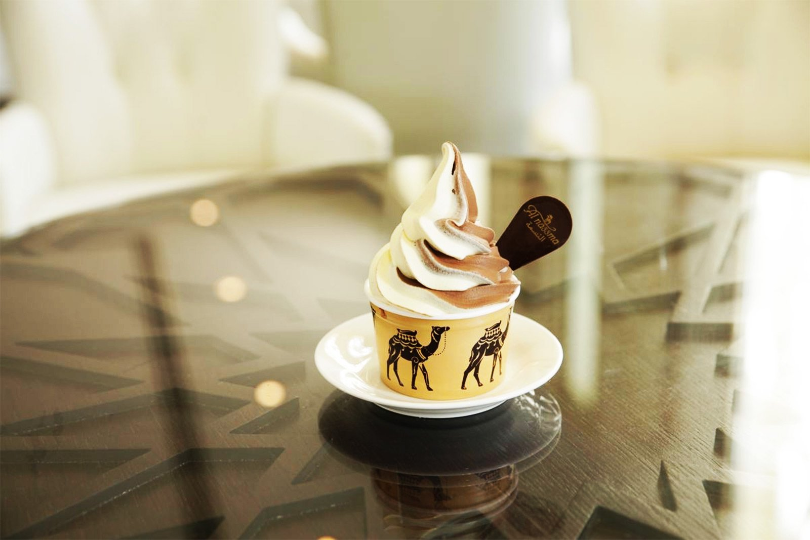 How to try camel milk ice-cream in Dubai