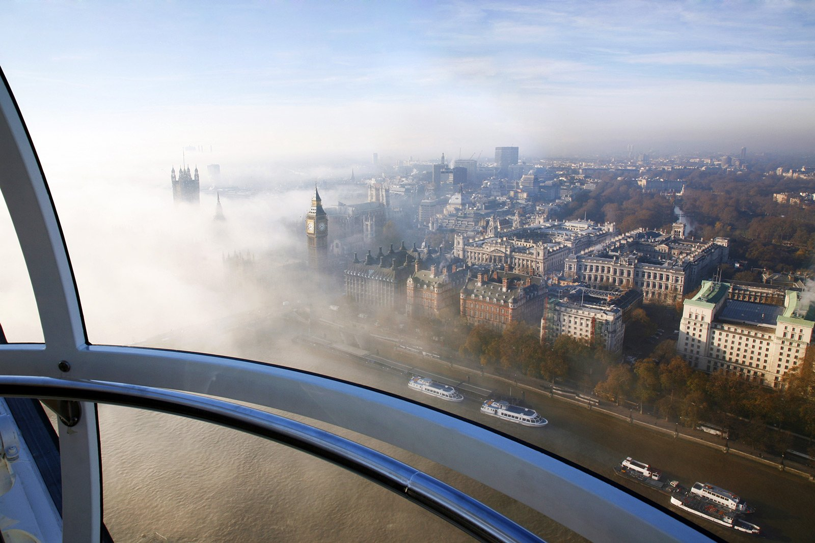 How to take a ride on the London Eye in London