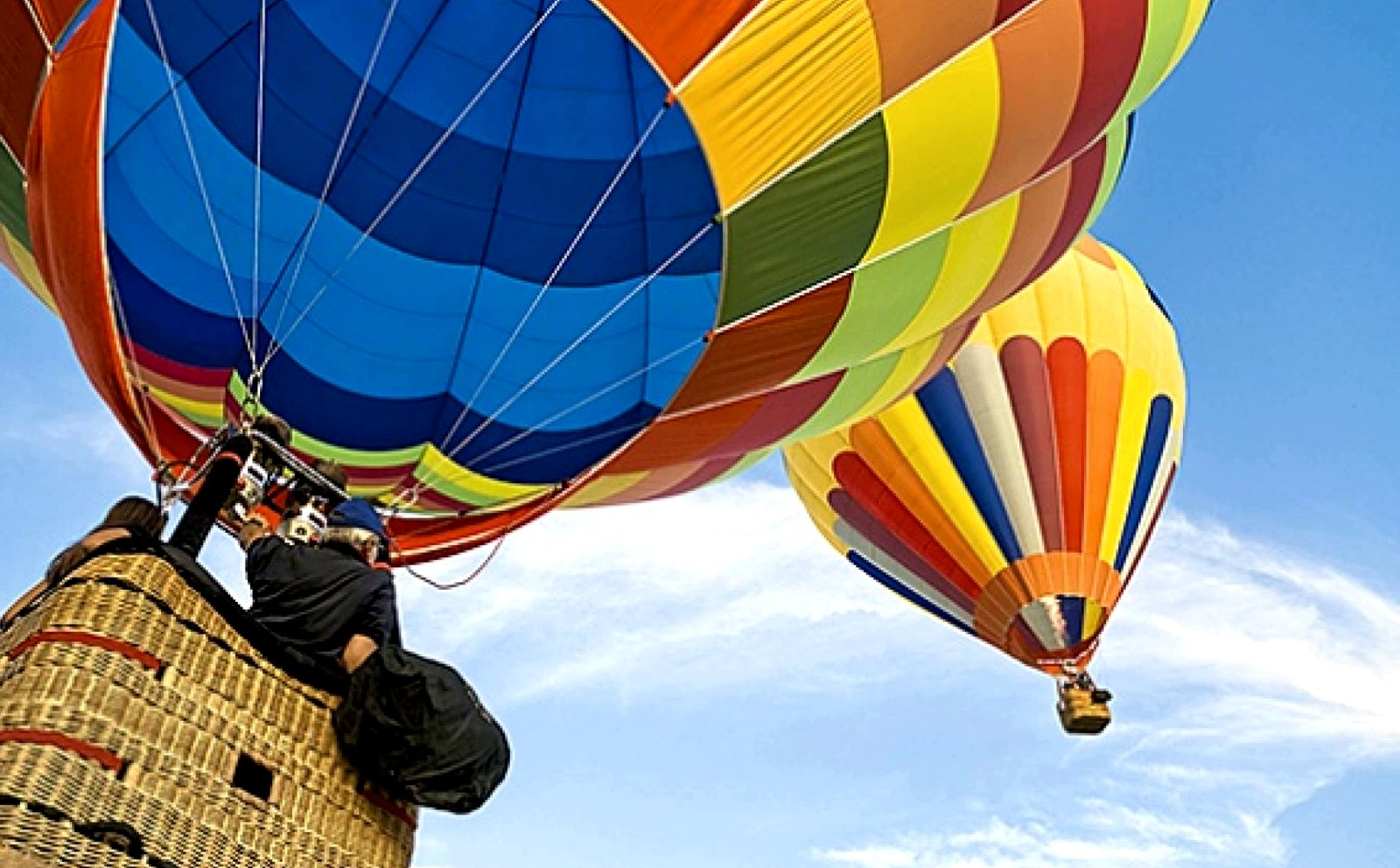 How to fly on a hot air balloon in Kiev