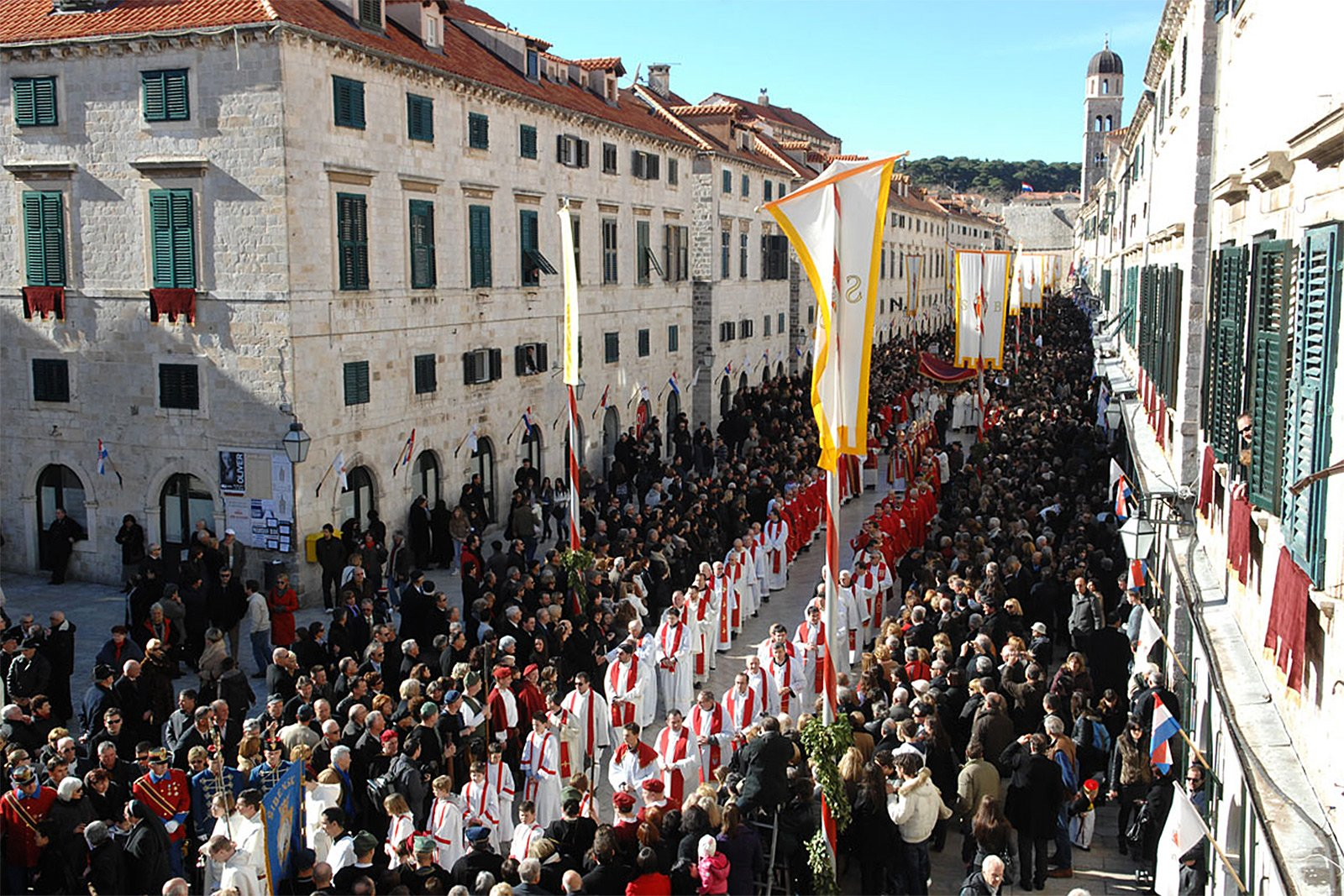 How to visit the Festivity of Saint Blaise in Dubrovnik